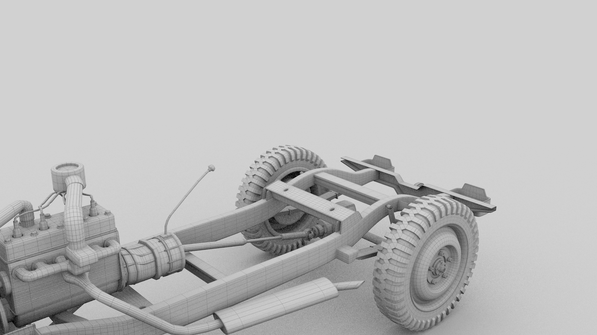Offroad Car Collection By Dragosburian 3docean