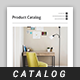 Catalog Template - GraphicRiver Item for Sale
