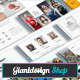 Pocketgraph Photography Google Slide  Presentation - GraphicRiver Item for Sale