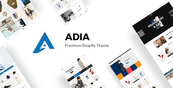Adia - Spotless Kid Fashion Store Shopify Theme - Shopify eCommerce