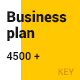 Business Plan Keynote Template - GraphicRiver Item for Sale