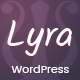 Lyra - WordPress SaaS App Landing Page - ThemeForest Item for Sale