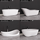 Bath collection 2 Antonio Lupi - 3DOcean Item for Sale