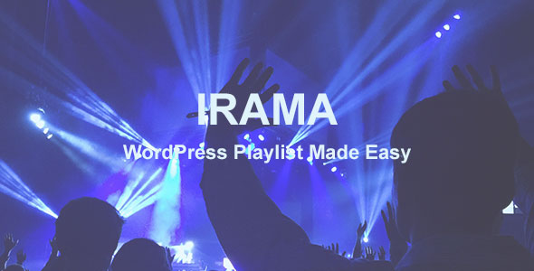 Source code              Irama – WordPress Playlist Made Easy            nulled
