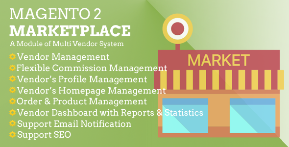 Magento two Marketplace (Magento Extensions)