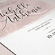 Foil Wedding Invitation Set - GraphicRiver Item for Sale