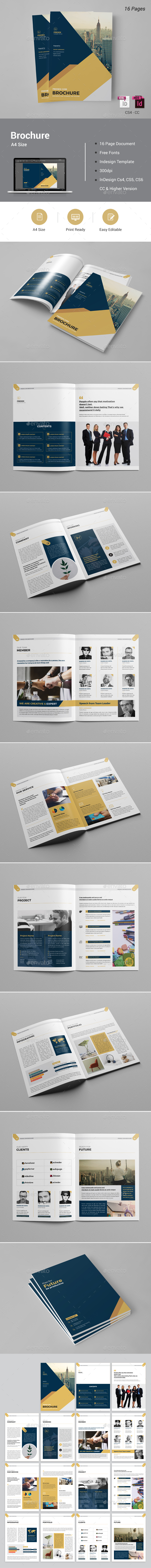 GraphicRiver Brochure 20815024