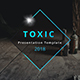 Toxic Creative Keynote Template - GraphicRiver Item for Sale