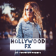 Hollywood FX Lightroom Presets For Lightroom 4,5,6,CC