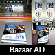 Bazaar Advertising Bundle - GraphicRiver Item for Sale