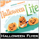 Halloween Lite Flyer - GraphicRiver Item for Sale