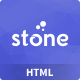 Stone - Authentication Form Page