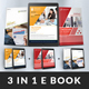 E Book Template Bundle | Volume - 2 - GraphicRiver Item for Sale