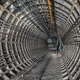 Communications underground cable tunnel - PhotoDune Item for Sale