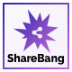 ShareBang, Ultimate Social Share Buttons for WordPress. - CodeCanyon Item for Sale