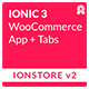 Ionstore 2 - Ionic Premium WooCommerce App using Ionic 3