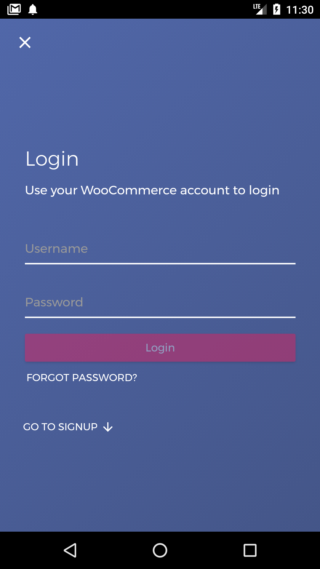 Ionstore 2 - Ionic Premium WooCommerce App using Ionic 3