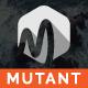 Mutant - Personal Portfolio HTML Template