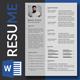Clean & Simple Resume