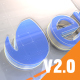 High Tech Title Element 3D - VideoHive Item for Sale
