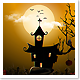 Halloween Background – Haunted House - VideoHive Item for Sale