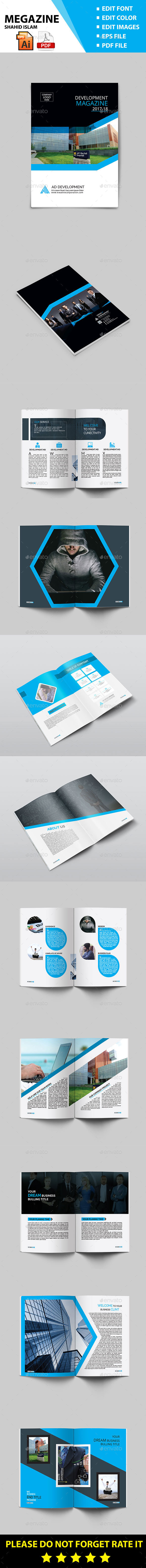 GraphicRiver Annual Report 20817365