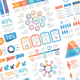 Infographic Elements Bundle - GraphicRiver Item for Sale