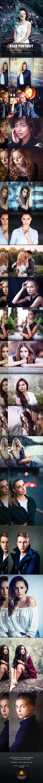 GraphicRiver DSLR Portrait Presets 20817560