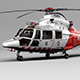 Eurocopter AS 365 Air Ambulace - 3DOcean Item for Sale