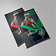 Fitness brochure - GraphicRiver Item for Sale
