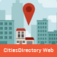 CitiesDirectory Web Application