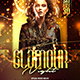 Glamour Night Flyer Template 2 - GraphicRiver Item for Sale