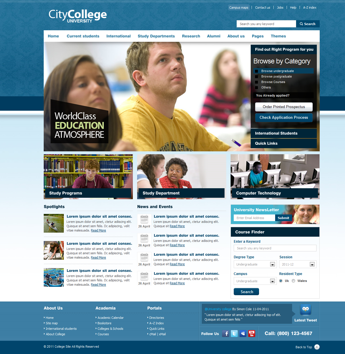 Free Download City College Nulled Latest Version