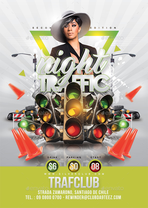 Night Traffic - Clubs & Parties Events