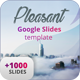 Pleasant Google Slides Template - GraphicRiver Item for Sale