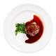 Delicious fillet mignon steak with chard. - PhotoDune Item for Sale