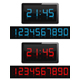 Digital Clock and Numbers - GraphicRiver Item for Sale