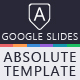 Absolute Template - Google Slides Presentation - GraphicRiver Item for Sale