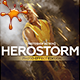 Herostorm Photoshop Action