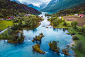 Beautiful Nature Norway aerial photography. - PhotoDune Item for Sale