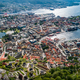 Bergen is a city and municipality in Hordaland on the west coast - PhotoDune Item for Sale