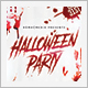 Halloween Bloody Party - GraphicRiver Item for Sale