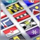 110 Famous City Flag Icons - GraphicRiver Item for Sale