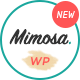 Mimosa - Minimalist AJAX WooCommerce WordPress Theme - ThemeForest Item for Sale