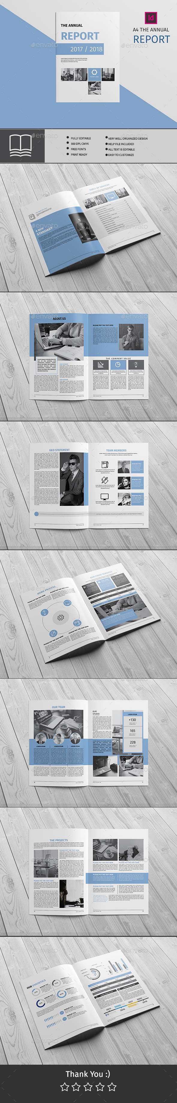 GraphicRiver REPORT 20820906