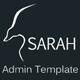 Sarah Admin - Bootstrap Dashboard Template - ThemeForest Item for Sale