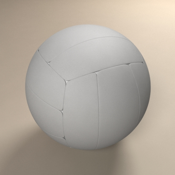 Volleyball - 3DOcean Item for Sale