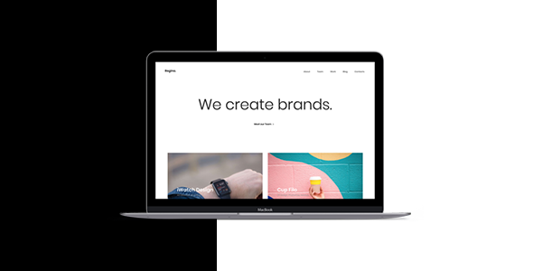 Download Free Regina - Creative Agency HTML Template
