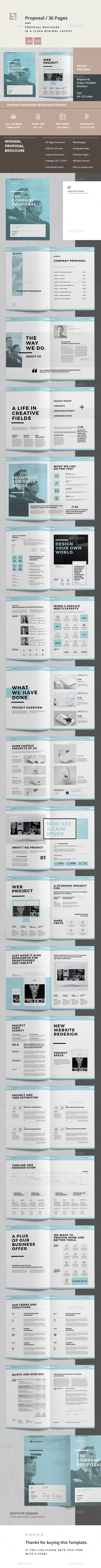 Proposal - Corporate Brochures