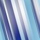 Pattern of Blue Color Strips Prisms